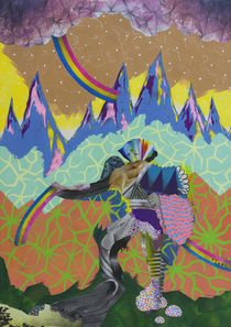 'Invader 2' by Yoh Nagao