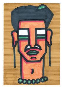 Tribal Portrait von Marc O