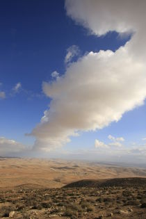 Israel, a view from Mount Amasa by Hanan Isachar