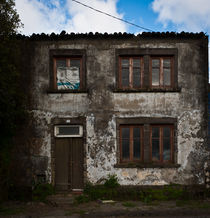 Old House #1 by Joseph Amaral