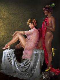 The Women von Ashley Luttrell