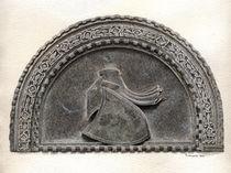 Corte Morosini bas relief by Francesca Zambon