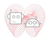 LoveBots 2.0 by Cindel Oh