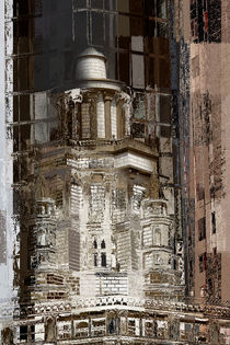 City in Distress 1 by Eye in Hand Gallery