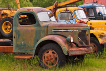 Rusty Old Trucks von Louise Heusinkveld