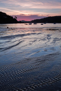 Dawn Light at South Sands by Louise Heusinkveld