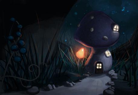 Awayinamushroomhouse