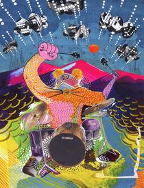 Rat drummer von Yoh Nagao
