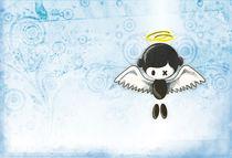 Angel von Mahmoud Fathy