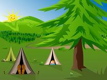 camping von Miro Kovacevic