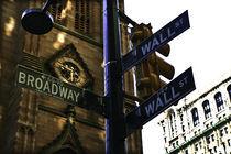 Broadway von Virginie Lhomond