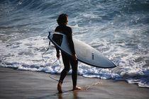 Surfer Dude by Kristin Dietrich