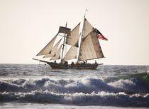 Sail, sail away by Kristin Dietrich