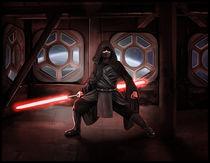 The Dark Jedi by Linda Kindt