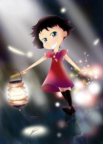 The Lantern Ambassador. inLights  by H.M. REMI