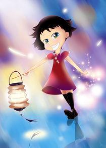 The Lantern Ambassador. inColors by H.M. REMI