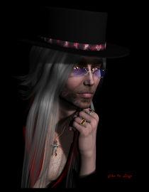 The Count von Ken Leamy