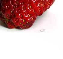Erdbeere von Franziska Giga Maria
