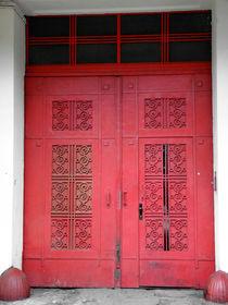 Secret Door by Oliwia Grambo