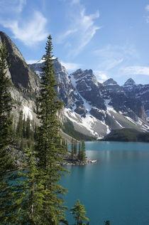 Moraine Lake von Mario Kobayashi