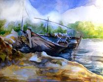 Boats von John Lanthier