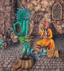 Snake Charmer von John Lanthier