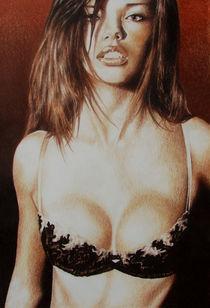 Adriana Lima  von John Lanthier