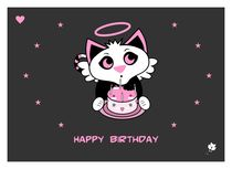 Happy Birthday! von Beware of the Kitten...