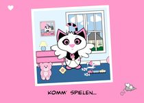 Komm' spielen! by Beware of the Kitten...