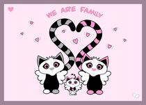 We are Family von Beware of the Kitten...