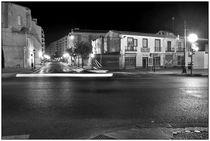 Strassenlichter der Nacht by captainsilva