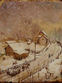 First snow / Erster Schnee by Apostolescu  Sorin