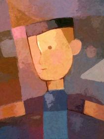 Boy by Lutz Baar