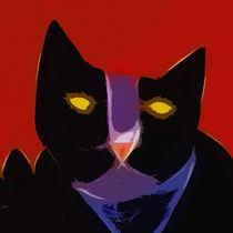 Chat Noir von Lutz Baar