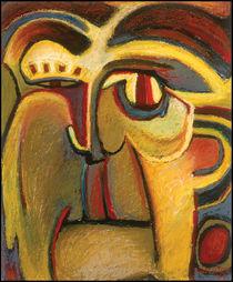 Medicine Mask II by Bryan Dechter