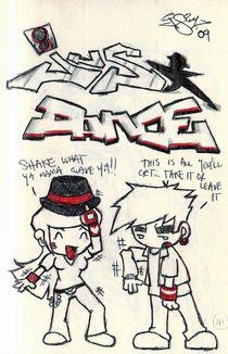 Just Dance von John Siy