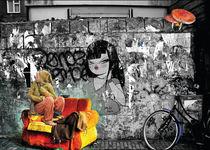 Amsterdam street life by Julie Aleksovska