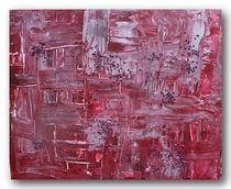 Abstrakt mit Steinchen by Celine Zapp