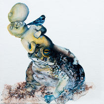 Tumor Toadstool von Rachel Meuler