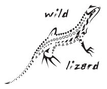 Wild lizard by William Rossin