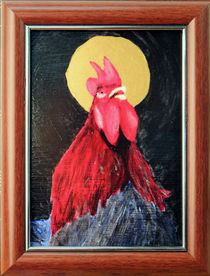 Holy Chicken! von Nathalie Brown