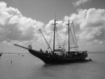 ship - boat antique von alexander  pereira mosquera