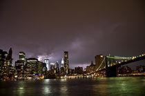 Brooklyn Bridge von Mite Kuzevski