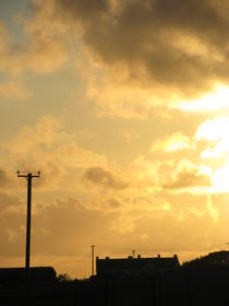 Sunset 04 von Evan John