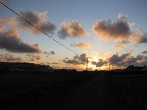 Sunset 02 von Evan John
