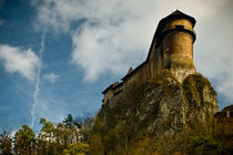 Orava castle von Maciej Juszczak
