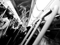 London Underground by Chris Harvey