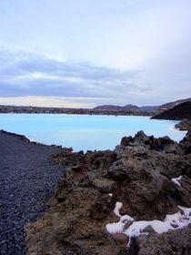 Blue Lagoon von Carlo De Simone