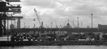 Puerto de Montevideo von mariana clotta