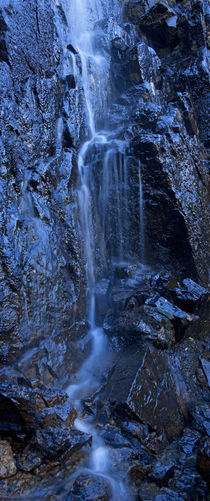 Water Falling by Colorado Images